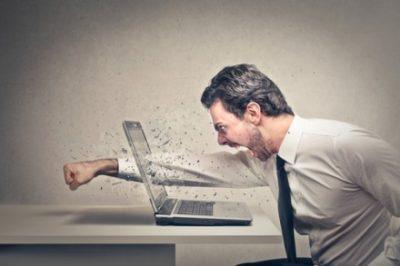Frustration Online