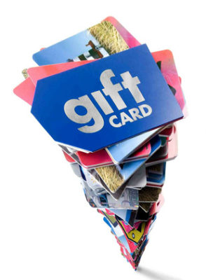 Gift Card Stacking